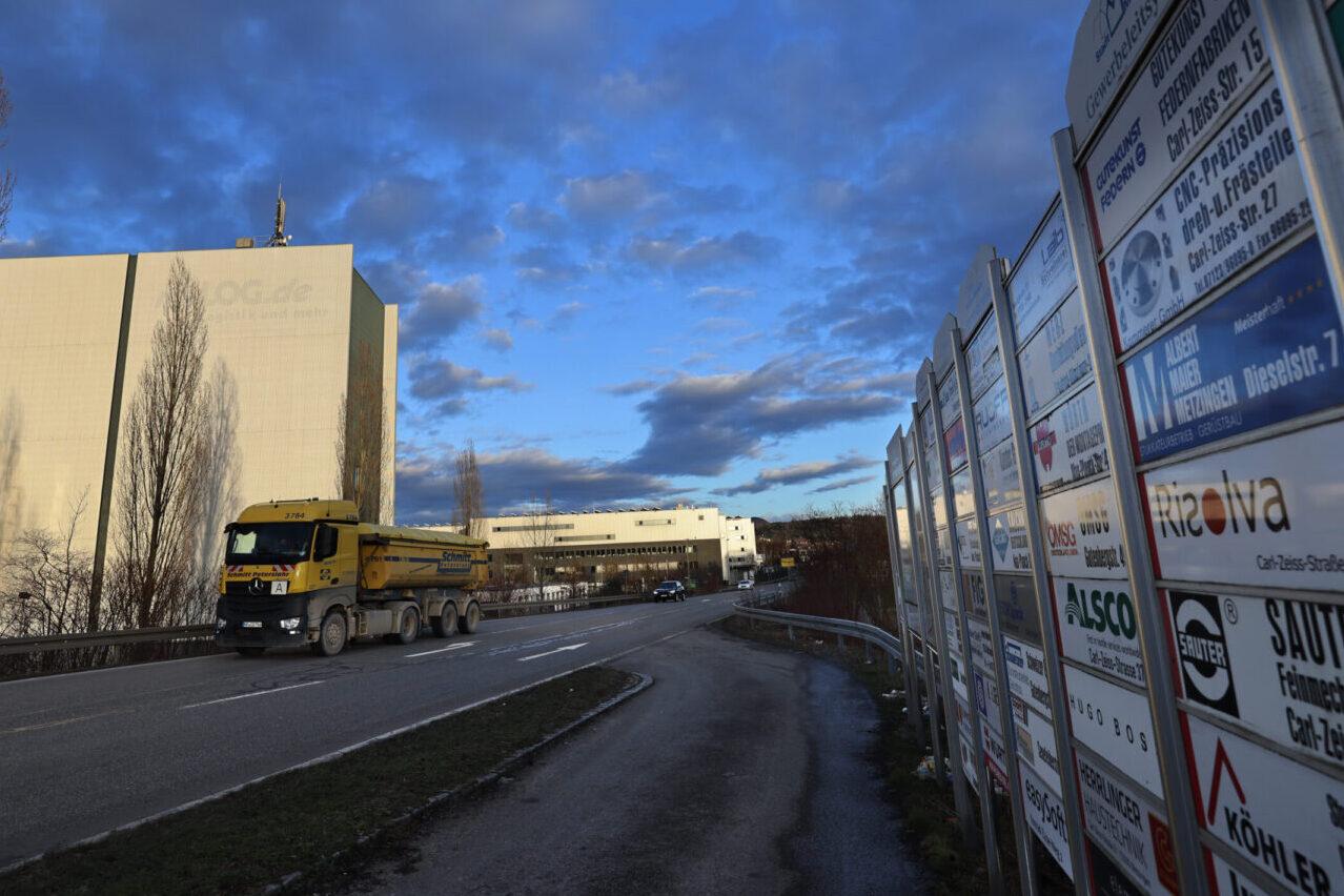 Gewerbestandort und Wirtschaftsstandort Carmen Haberstroh