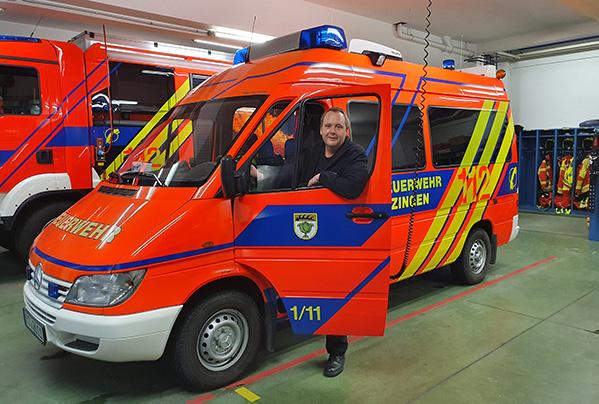 Feuerwehr professionell aufgestellt